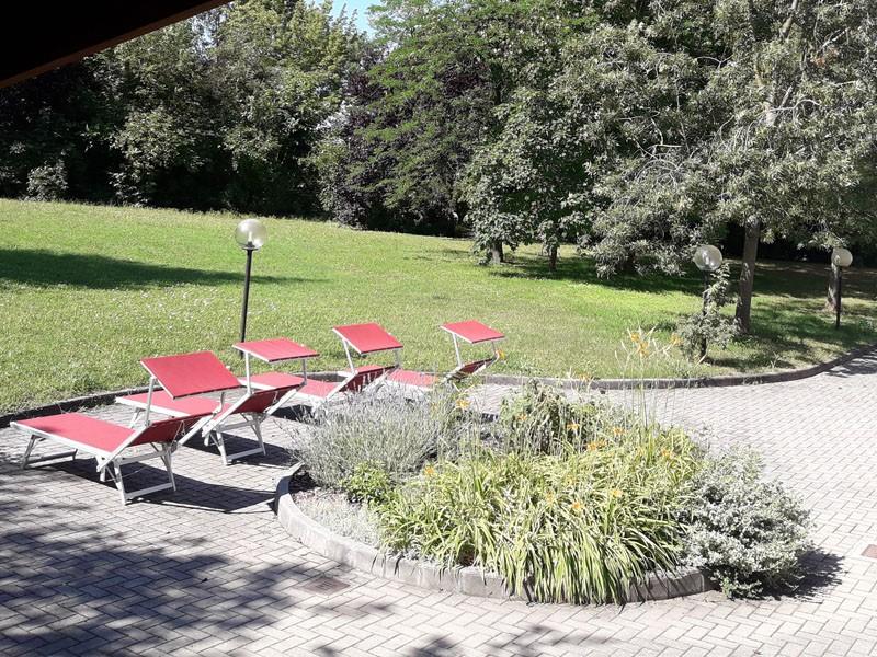 Hotel Tre Ville - Parco